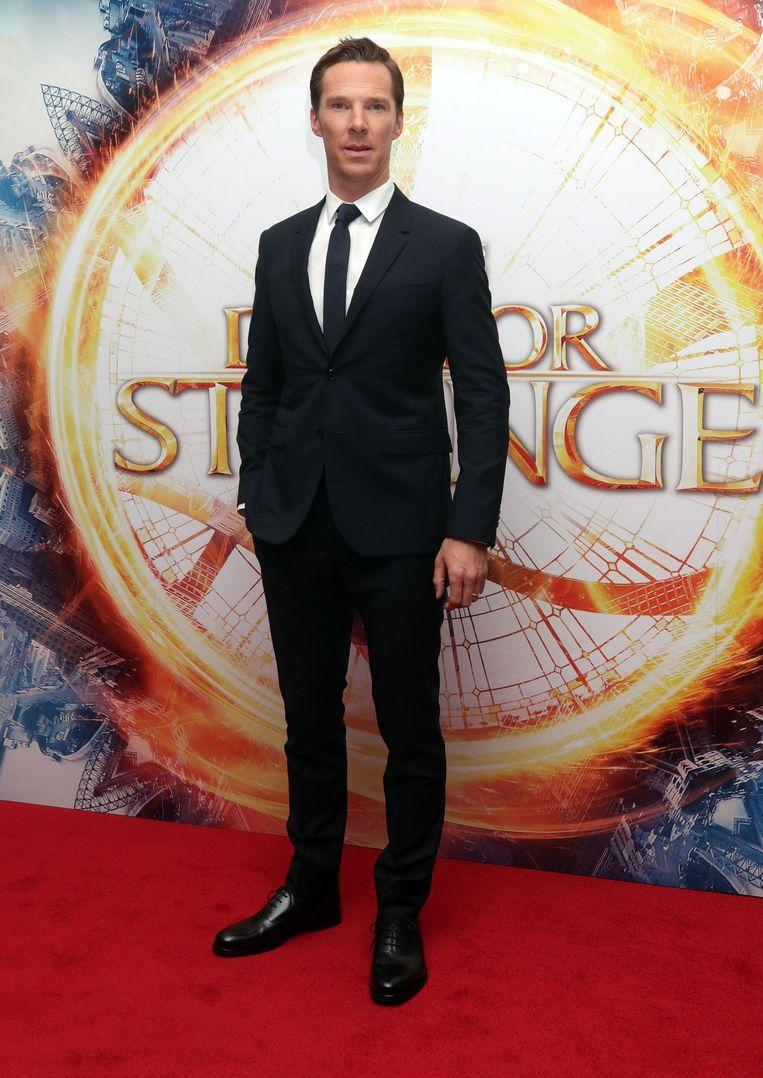 Hoofdrol Benedict Cumberbatch