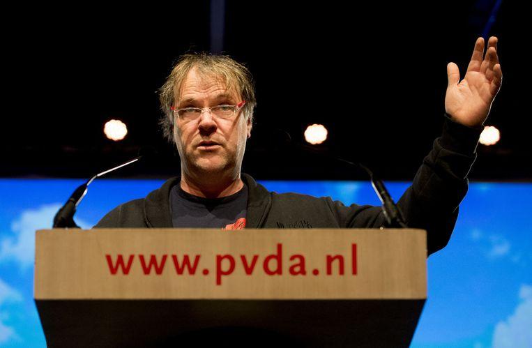 PvdA-voorzitter Spekman wil geen 'Erdogan-aanhangers' in zijn partij. Beeld anp