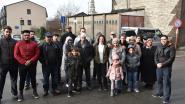 """Buurtbewoners Frans Buekenhoutstraat tegen bouwplannen Kerkfabriek: """"Flatgebouw van vier etages past niét in onze wijk"""""""