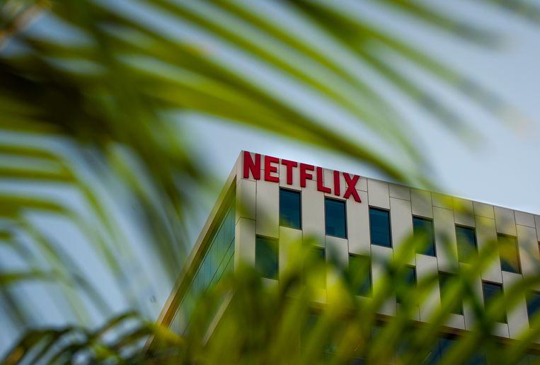 Netflix en de NPO willen ook gezamenlijk series maken, zoals Netflix al doet met de Vlaamse omroep VRT.  Beeld EPA