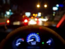 Udenaar valt in slaap achter stuur, nichtje onder invloed van lachgas kan ongeluk niet voorkomen