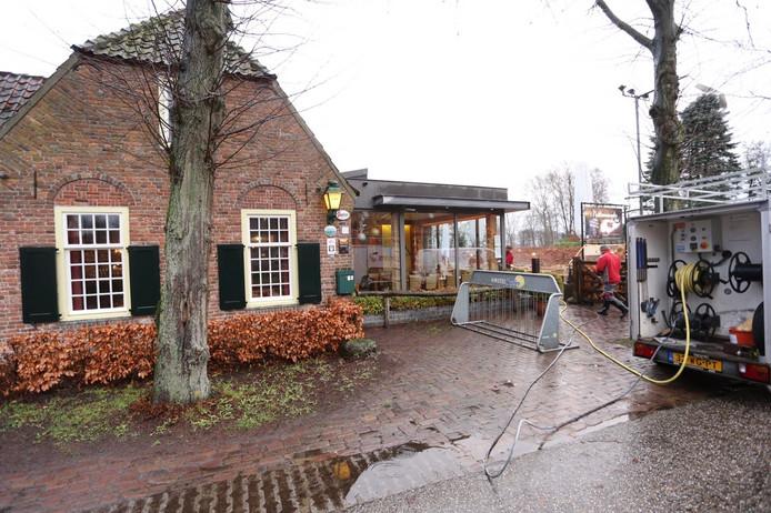 Restaurant 't Nekkermenneke in Bladel.