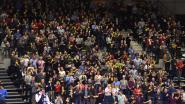 Duizenden fans schreeuwen BDO Haasrode-Leuven naar nipte zege
