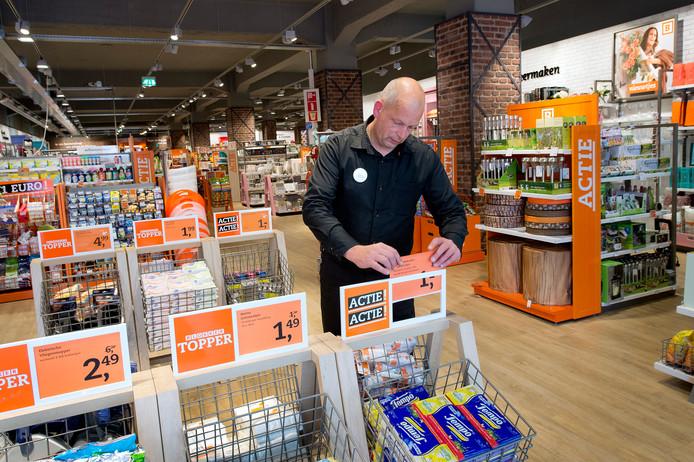Een winkel van Blokker.