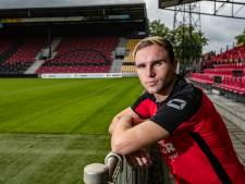 GA Eagles-aanvaller Berden gaat opnieuw mentaal gevecht aan voor fysiek herstel