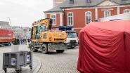 Vrouw (75) sterft onder kraanmachine in Sint-Truiden