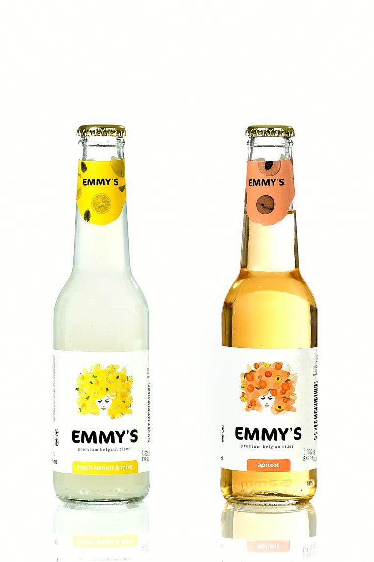 Emmy's start met twee smaken