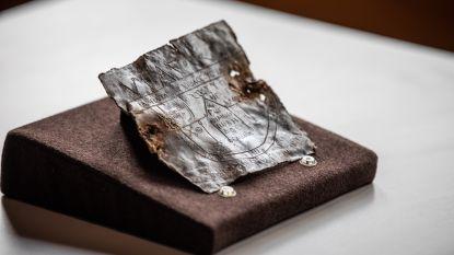 Gallo-Romeins Museum pakt uit met uniek Tongers vervloekingsplaatje