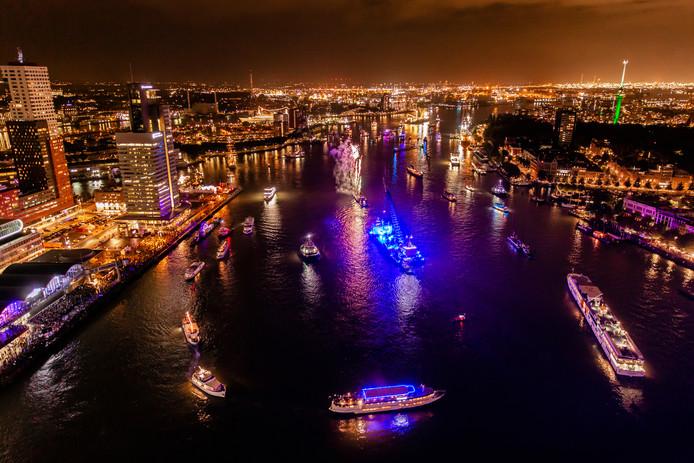Het maritieme evenement trekt jaarlijks veel bezoekers.