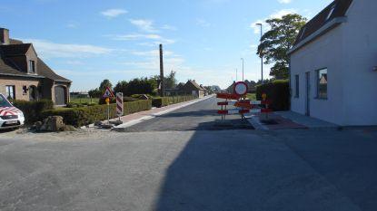 Kruispunt Poperingestraat – Burgweg – Elzendammestraat drie weken afgesloten