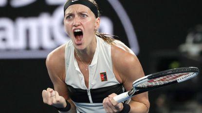 Kvitova en Osaka spelen om titel en eerste plaats op wereldranglijst in Melbourne