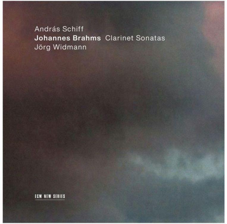 Jörg Widmann, Clarinet Sonatas. Beeld