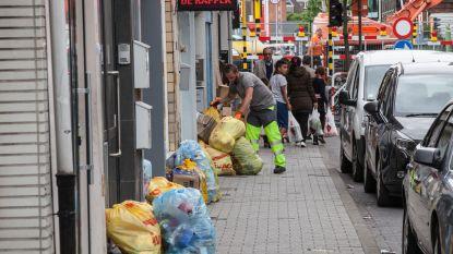 Belg produceert gemiddeld 412 kilogram afval per jaar