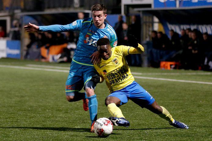 Spanning Volledig Terug In Top Kkd Na Zege Fc Volendam Bij Cambuur Nederlands Voetbal Ad Nl