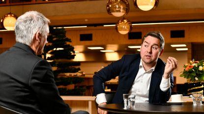 Marc Degryse interviewt Vincent Mannaert: Club Brugge wil nú knopen doorhakken (lees: BeNe-Liga)