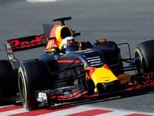 Bottas snelste op derde testdag, Ricciardo derde
