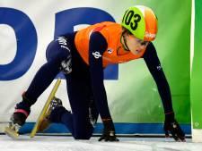 Reserve Rianne de Vries boos na brons:  Ik had willen rijden