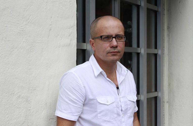 William Rodríguez Abadía: 'België is voor de drugshandel de deur van Europa.' Beeld rv