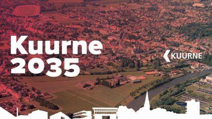 Hoe moet het centrum van Kuurne er over  15 jaar uitzien? Geef je mening!