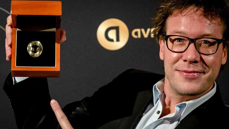 Bert Haandrikman wint de Gouden RadioRing Beeld anp