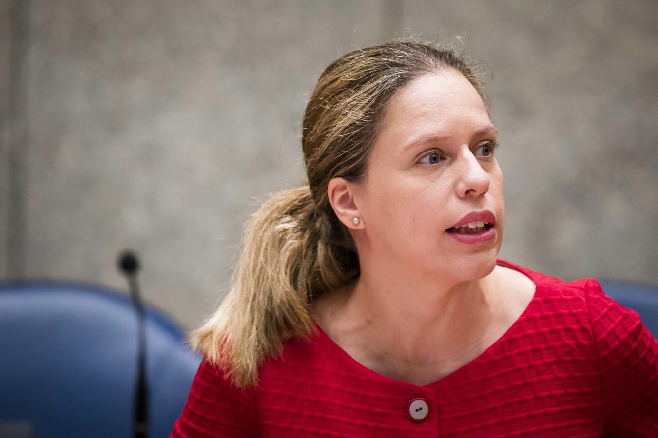 Minister Carola Schouten van Landbouw