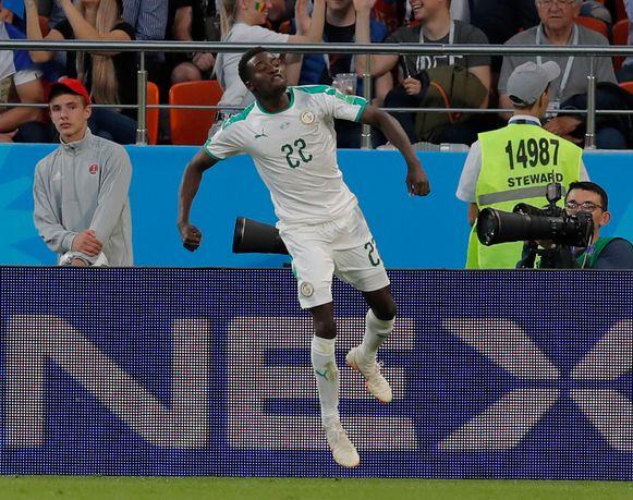 Moussa Wagué.