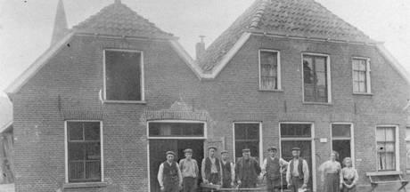 Bakker, herberg, timmerwerkplaats: drie eeuwen De Gouden Schaaf in Borne