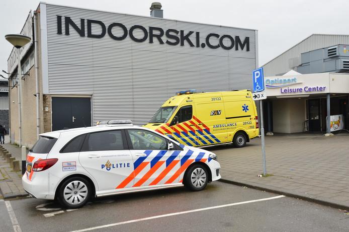 Een jongen werd naar ziekenhuis gebracht na een ongeluk op trampoline bij Krazy Kangaroo in Breda.