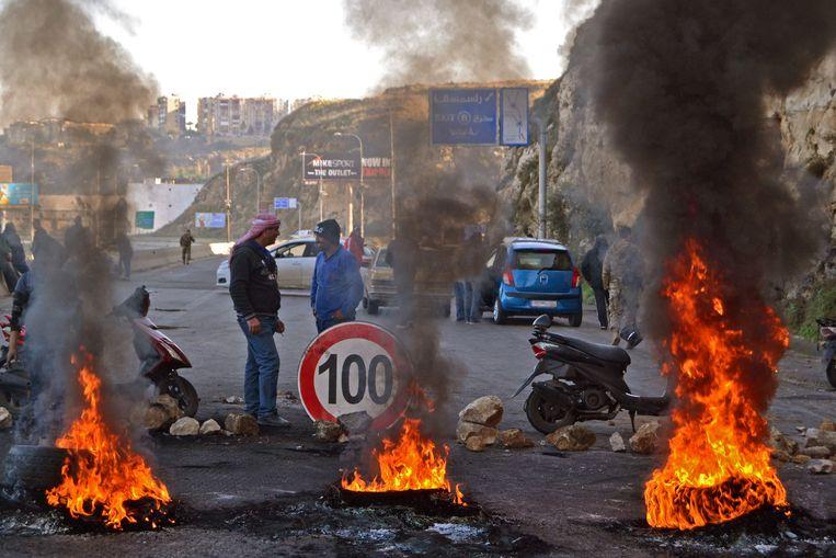 In Libië heerst chaos sinds de val van dictator Muammar Kaddafi in 2011.