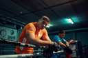 Kickbokser Rico Verhoeven (31), ambassadeur van de NOC*NSF Nationale Sportweek.