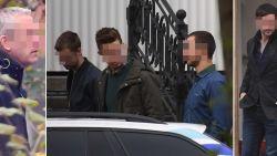 Vier van de vijf vandalen Vlooybergtoren erkennen hun schuld aan opzettelijke brandstichting: parket eist tot 2 jaar cel