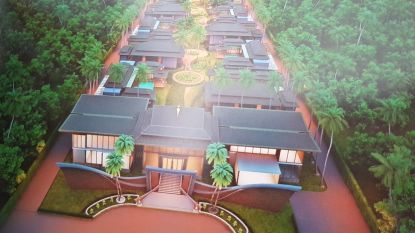 Kempenaars bouwen luxeresort in Thailand