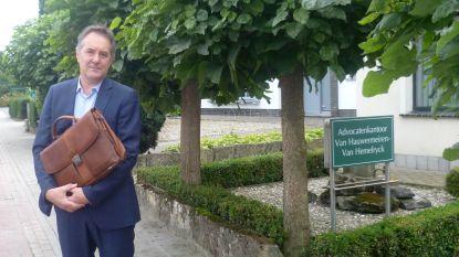 Advocaat krijgt al voor de vierde keer poederbrief