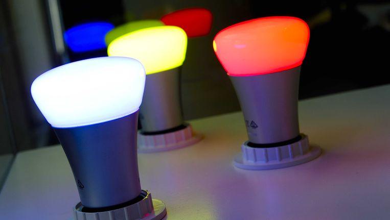 LED-lampen van Philips. Beeld anp