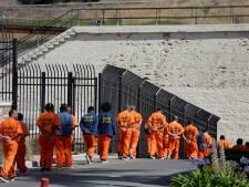 Californische gevangenis moet halveren om corona