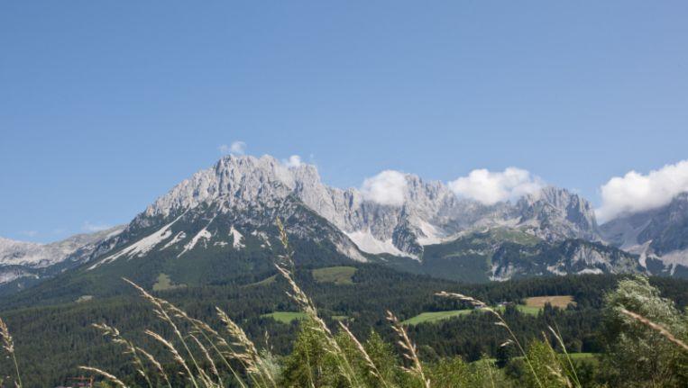 De Oostenrijkse Alpen Beeld Thinkstock