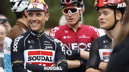 Gilbert mag al uit zijn pijp komen: finish van vandaag in Valencia is iets voor oude krijger