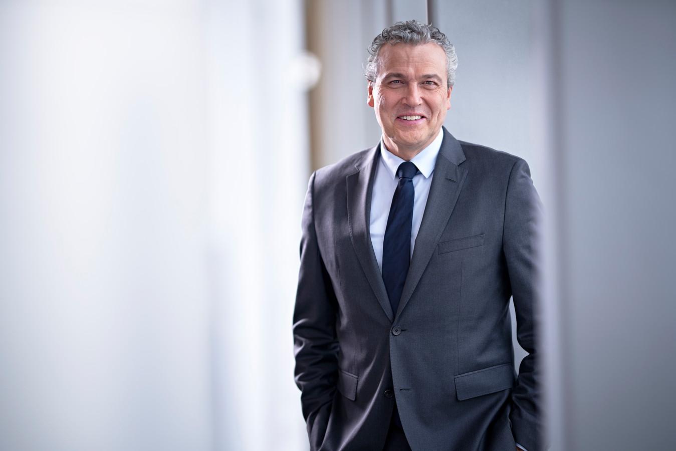 Ruud Dobber is lid van de Raad van Bestuur van AstraZeneca.
