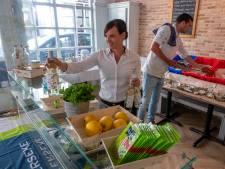 Bij Basalt zijn ze niet voor één gat te vangen: restaurant is nu tijdelijk een pop-up viswinkel