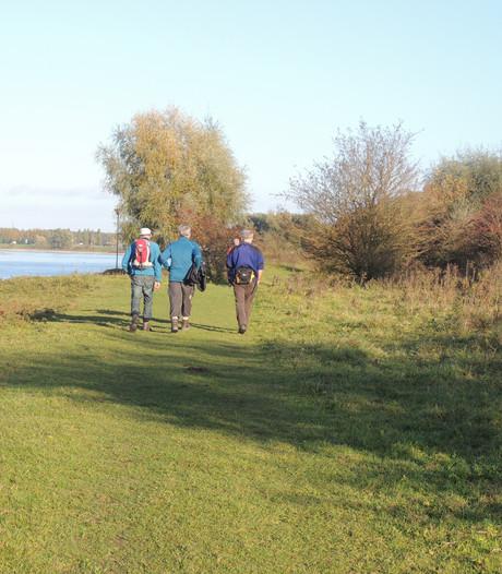 Nieuwe wandelroute van begin tot einde van de IJssel