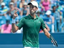 Djokovic één stap af van compleet lijstje masterstitels