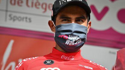KOERS KORT. Narvaez viert in Settimana Coppi e Bartali, Bagioli blijft leider - Meeus snelste in Giro voor beloften