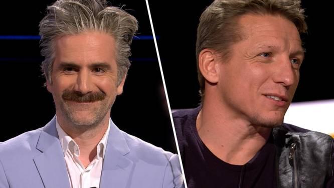 Wesley Sonck 'pissed' over de (ongepaste) grappen over zijn knappe dochter: de hoogtepunten van aflevering 32 van 'De Slimste Mens'