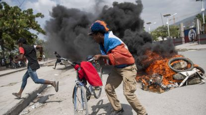 Premier Haïti neemt ontslag na uitbarstingen van geweld
