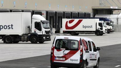 Werknemers bpost krijgen 200 euro meer eindejaarspremie