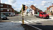 Kruispunt Zonneke vrijdagochtend weer gedeeltelijk open