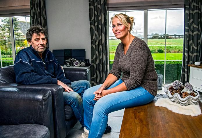 Edwin (58) en Ingrid Plat (50) uit Nieuwerkerk zijn helemaal niet blij met de komst van een eventueel nieuw dorp in Zuidplas.