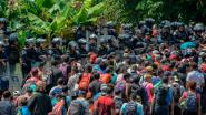 """Tweede grote migrantenkaravaan vertrokken richting VS: """"Ze zijn overtuigd dat ze de grens zullen halen"""""""