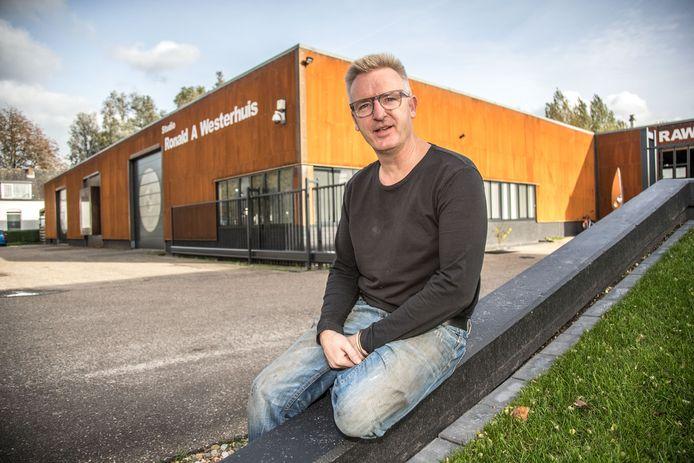 Ronald Westerhuis voor zijn RAWSpace.