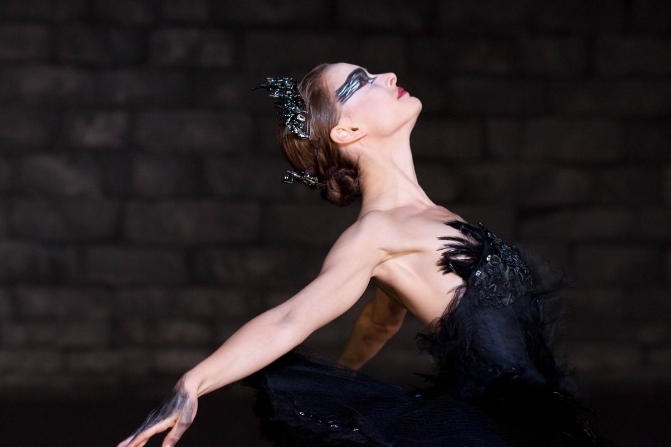 Natalie Portman in 'Black Swan'.